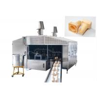 China Commercial Waffle Cone Maker , High Power Ice Cream Cone Making Machine 0.75kw on sale