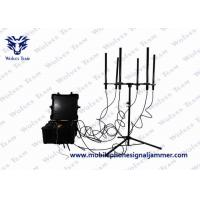 wifi 2 4g 5 8g drone jamming device working range up to