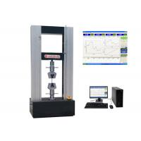 Buy cheap Auto Computerized Tensile Testing Machine Single / Dual Test Space TM 2101 product