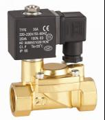"Buy cheap Automotive 3/8""Solenoid Valve Electric Water Valve Pilot Operated DFD Series product"