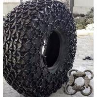 Buy cheap Self Cleaningheavy Equipment Parts Protection Tyre Chain Forged Anti Skid product