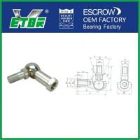 China High Speed Custom Rod End Bearing , Swivel Ball Joint Rod End For Machines on sale