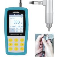 Buy cheap Short Manual Probe Ultrasonic Hardness Tester , Durometer Testing Equipment from wholesalers