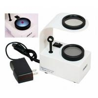 Buy cheap Table Polariscope for  Gemstone Tester with Conoscope and White LED Light Source  FTP-49 product