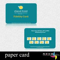 Buy cheap Customized Printing Membership Cards With Barcodes / Double Sided Business Cards product