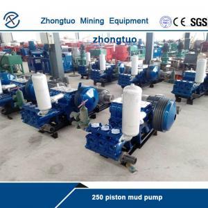 Buy cheap BW250 Mud Pump|Horizontal Triplex Piston from wholesalers