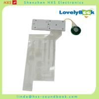 Buy cheap Hot Selling Plastic PE Material Sound Module For Book/Toy product