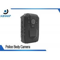China LTE 3G / 4G WIFI Bluetooth Body Camera Recorder , Small Police Using Body Cameras on sale