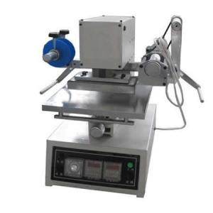 China Motor-Drive Flat Hot Stamping Machine on sale