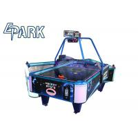 Buy cheap Coin operated Hockey Star Air Hockey Table Amusement Video Arcade Game Machine For Child and Adult product