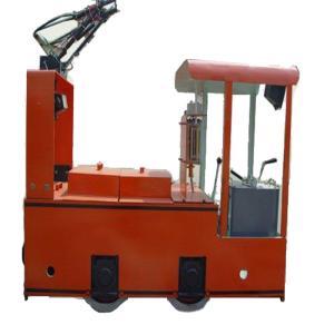 Buy cheap Locomotive électrique antidétonante de extraction CTY8/6G de batterie product