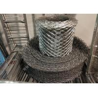 Buy cheap High Performance Galvanized Brick Wall Mesh 500g/M2 0.4mm Thickness from wholesalers