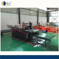 Buy cheap Corrugated Cardboard Partition Assembly Machines With Electric Driven product