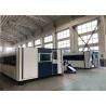 Buy cheap IPG Fiber Laser Cutting Machine , CNC Laser Steel Cutting Machine 3015,4020,6020 from wholesalers