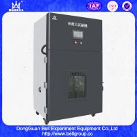 Buy cheap Thermal Abuse Test Equipment / Chamber for Lithium ion Battery Safety Performance Testing Battery Satety Testing Machine from wholesalers