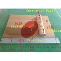 Buy cheap PP Woven Material with Food Grade PE Liner Flexitank For Water and Beverage product
