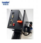 Buy cheap Durable Handheld Inkjet Printer / Logo Printing Machine Print Height 12.7 Mm product