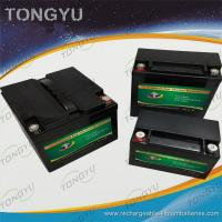 China Race Bikes LiFePO4 Lithium Ion Motorcycle Battery 12V 7.5Ah 360A Rechargeable wholesale