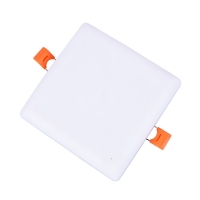 Buy cheap Ultra thin LED recessed round square SMD backlight frameless panel light from wholesalers