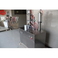 Buy cheap R22 R410a F12 F22 R134a HFC-134a Freon Refrigerant Filling Equipment , Spray Can Filling Machine product