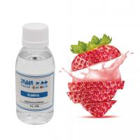 Buy cheap Strawberry Fruit Flavor Concentrates / Electronic Cigarette Liquid Flavours from wholesalers