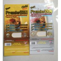 Buy cheap Premierzen Sex Paper Box Packaging Blister Card Packaging SGS Listed from wholesalers