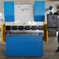 Buy cheap TUV 30T Stainless Steel CNC NC Hydraulic Press Brake product
