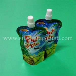 Buy cheap Tenez la poche de bec pour l'emballage de jus de l'ananas 250ml product