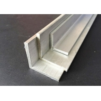 Buy cheap Anodized Aluminum Equal Angle in Size of 40mm x 40mm x 5.7mm Wall Thickness product