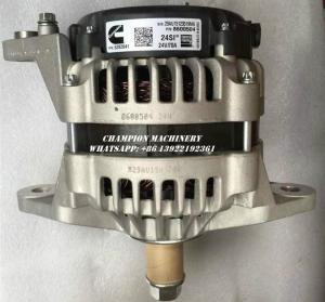 Buy cheap 5282841 70amp 24V Cummins Alternator for CUMMINS 6C QSL M11 product