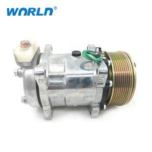 Buy cheap Truck Auto  AC Compressor Sanden 508 8PK 24V Air Conditioner Pumps product