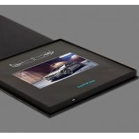 Buy cheap New LCD Video Brochure Cards for Presentations Digital Advertising Player with Sensor from wholesalers