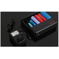 Buy cheap 6 In 1 18650 Smart Rechargeable Battery Charger Multifunctional ABS Material product