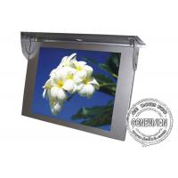Buy cheap Wall Mount Bus Digital Signage 21.5 Inch GPS Tracker Bus Media Player 3g / 4g product