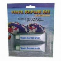 Buy cheap Vinyl Repair Kit, Customized Logos are Accepted product