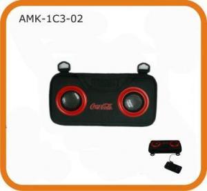Buy cheap Multispandex Powerful Portable Speakers Bag AMK-1C3-02  product