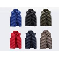 China Polyester/ Cotton Work Jackets & Vests For Men Zipper With Twill / Women's Jackets on sale