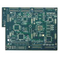 Buy cheap Compare Plating gold pcb(double-sided pcb, rigid pcb,pcb supplier ) product