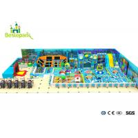 Buy cheap Large Dreamlike Kids Indoor Playground For Residential Quarters Anti - Toxic product