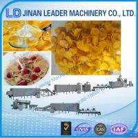 Buy cheap easy operation corn flakes production maize making process product