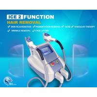 Buy cheap SHR IPL Laser Hair Removal / Acne Removal Machine 1-10 HZ FDA Approved 3000W from wholesalers