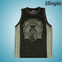 Buy cheap Black Quick Dry Sublimated Basketball Wear Authentic Basketball Jerseys product