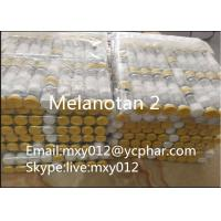 Buy cheap Melanotan II Polypeptide Hormones CAS 121062-08-6 Melanotan 2 Human Growth Hormone MT-2 product