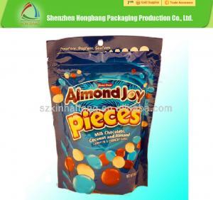 Buy cheap Таможня напечатала пластиковую сумку конфеты с большей ценой product