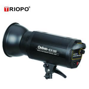 Buy cheap Oubao EX-450 200 watts Photo Studio sun Lightwith black color product