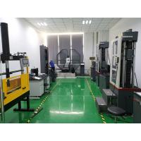 Buy cheap 3 Point Rebar Bend Rebend Testing Machine Flat Specimen Thickness 50mm Astm A615 product