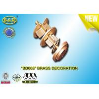 Buy cheap BD006 Brass Tombstone Decoration Use Lid Cap Cache - Vis Material Copper Alloy product