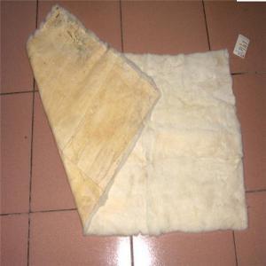 China Rex rabbit skin plate on sale