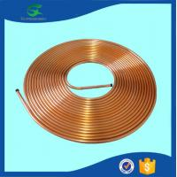 China copper pipe for air conditioner and air conditioner spare parts on sale
