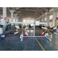 Buy cheap HDPE Double Wall Corrugated Pipe Machine / Production Line With Low Noise With from wholesalers
